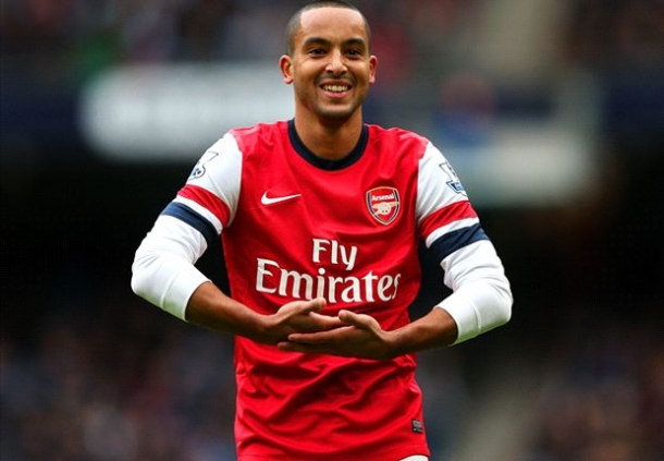 Theo Walcott: Arsenal Makin Percaya Diri