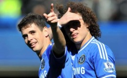 Laurent Blanc Kepincut David Luiz & Oscar